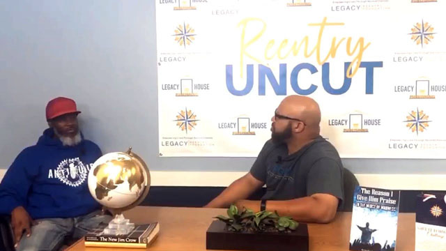 REENTRY UNCUT with Guest Anthony Mcintyre